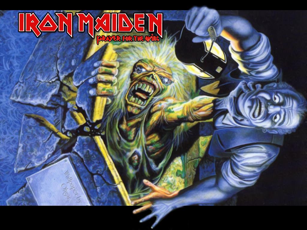 Iron maiden lyrics no prayer for the dying a z lyrics